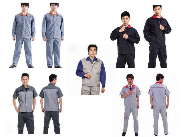 Đồng phục bảo hộ lao động kỹ sư