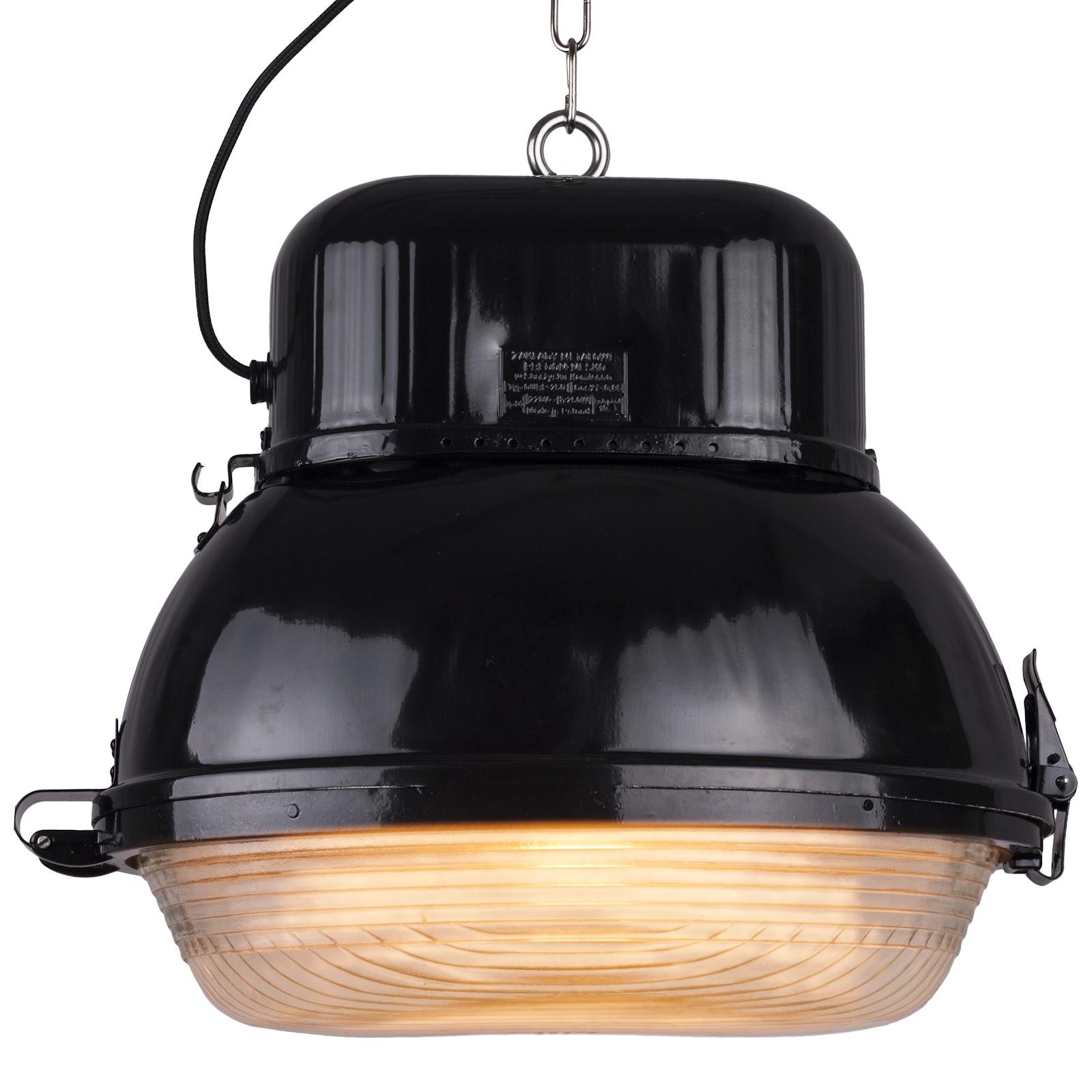 industrial vintage lighting