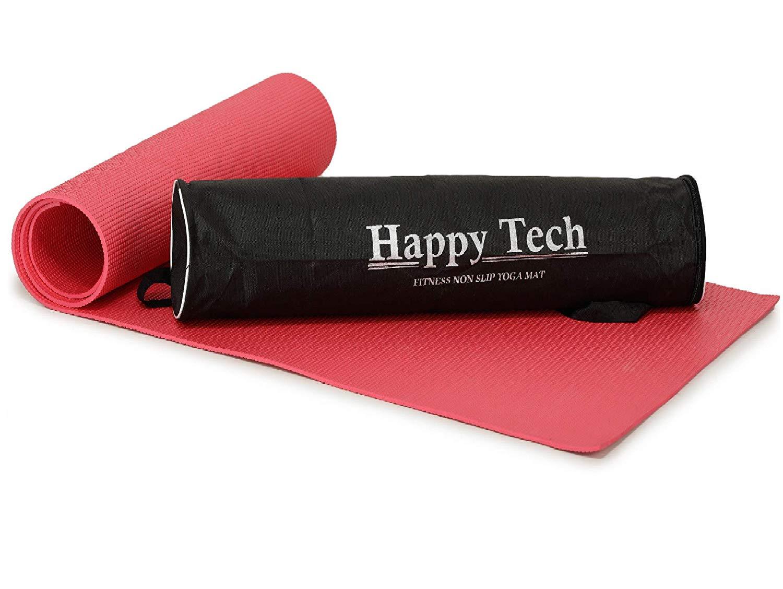 Happytech Fitness Non Slip Yoga Mat