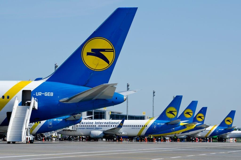 Airline of Ukraine - reopening of the Borders