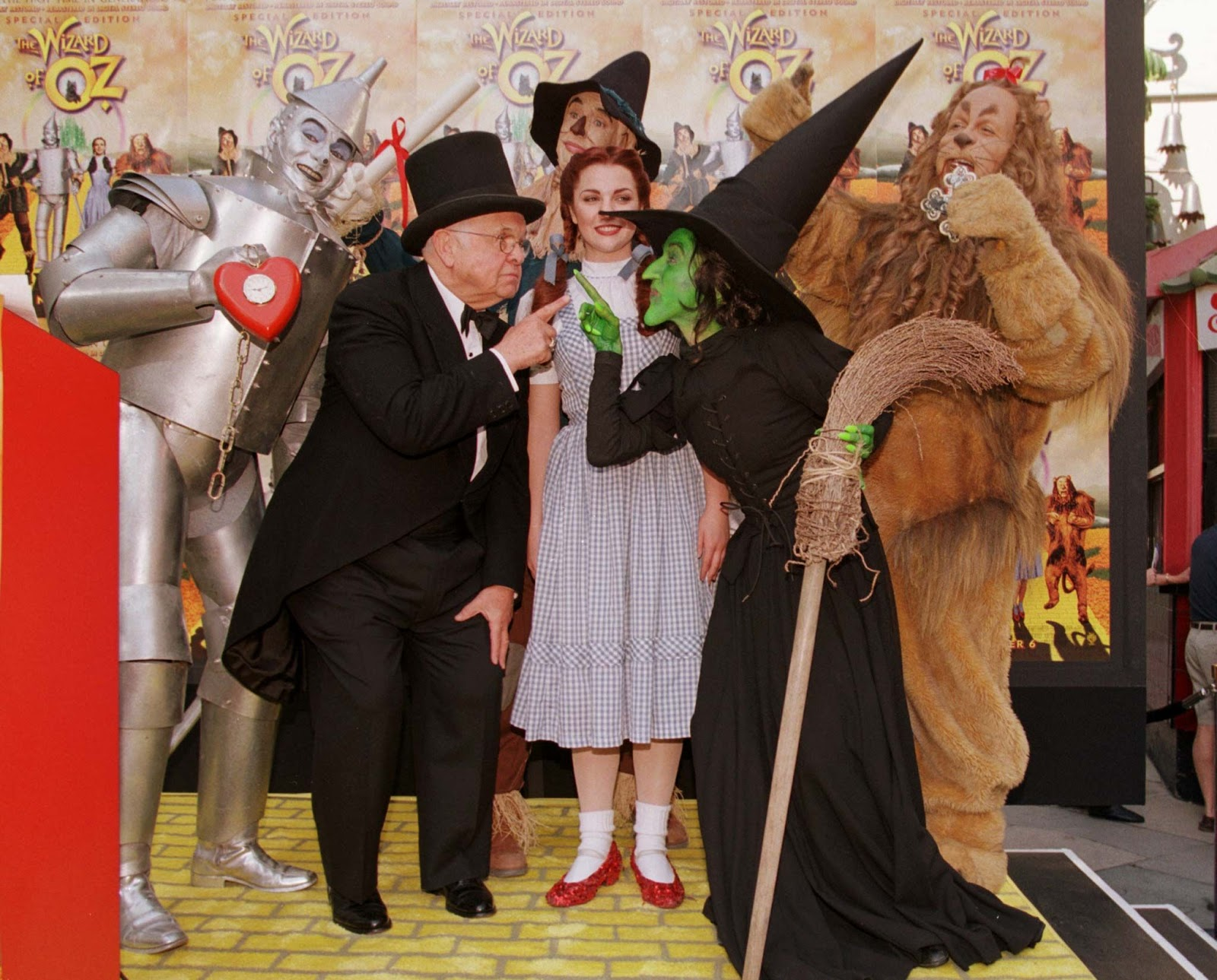 Billedresultat for wizard of oz