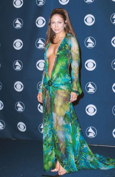 Jennifer Lopez, 42nd Grammy Awards