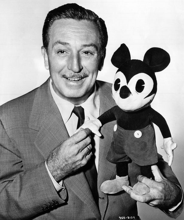 6. Where does Walt Disney put his testicles?
