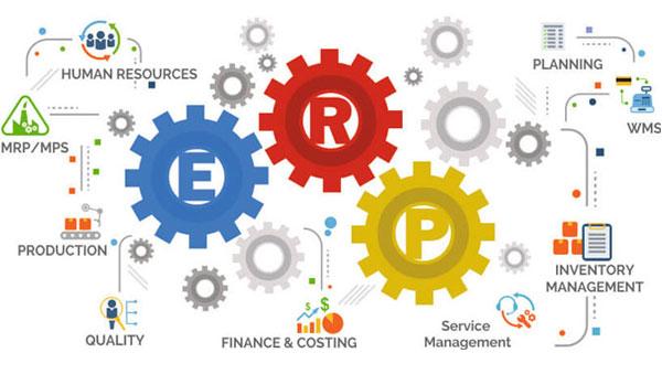Hệ thống ERP giúp quản lý lượng hàng tồn kho
