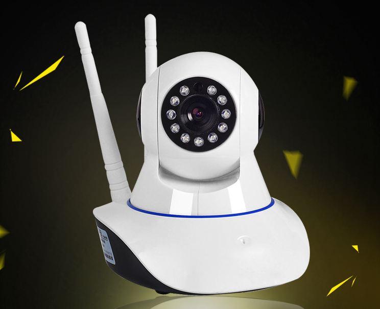 trọn bộ camera vantech ip wifi giám sát tại văn phòng trao đổi Bất Động Sản