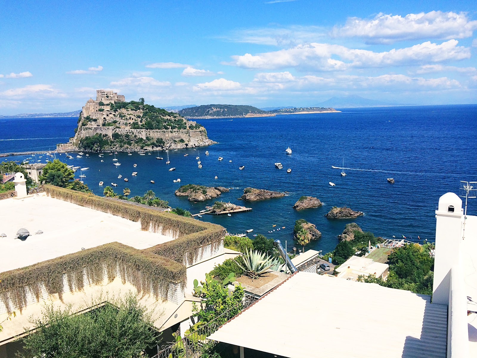 travel to ischia