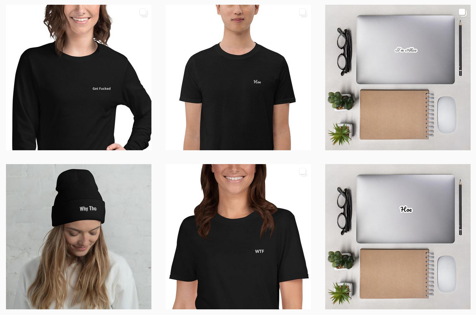 Oopsie Daisy | Product Image Gallery | Fashion Brands Featured on Afluencer