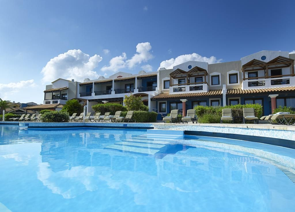 Как выбирать отели в Греции