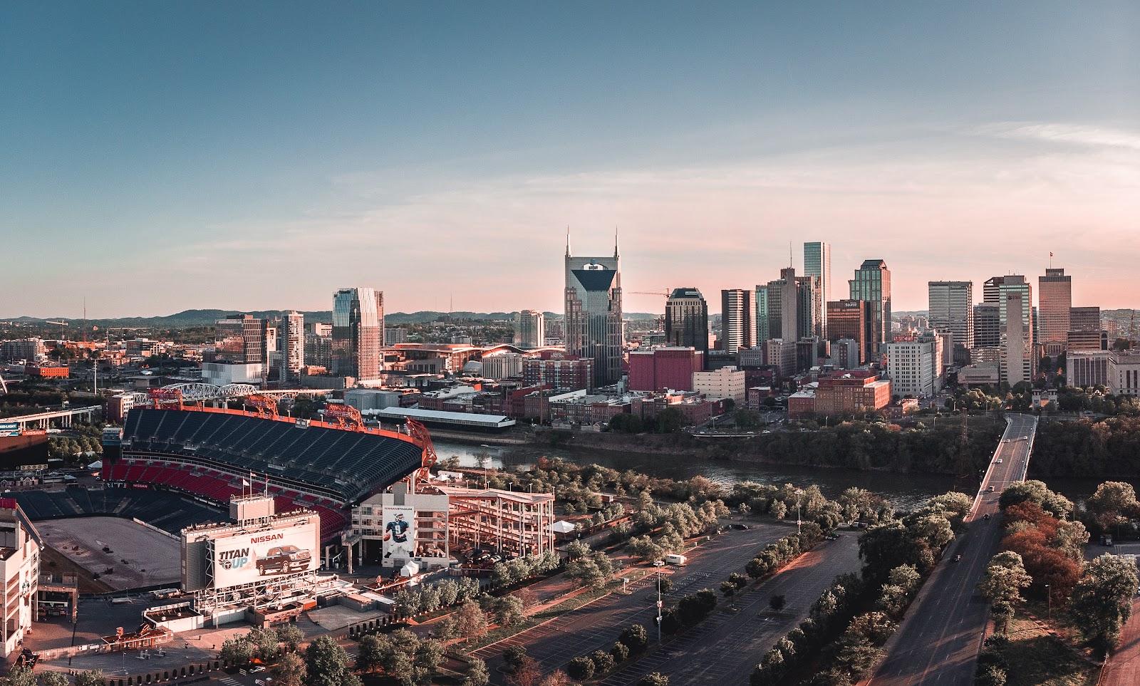 Memphis and Nashville Statistics