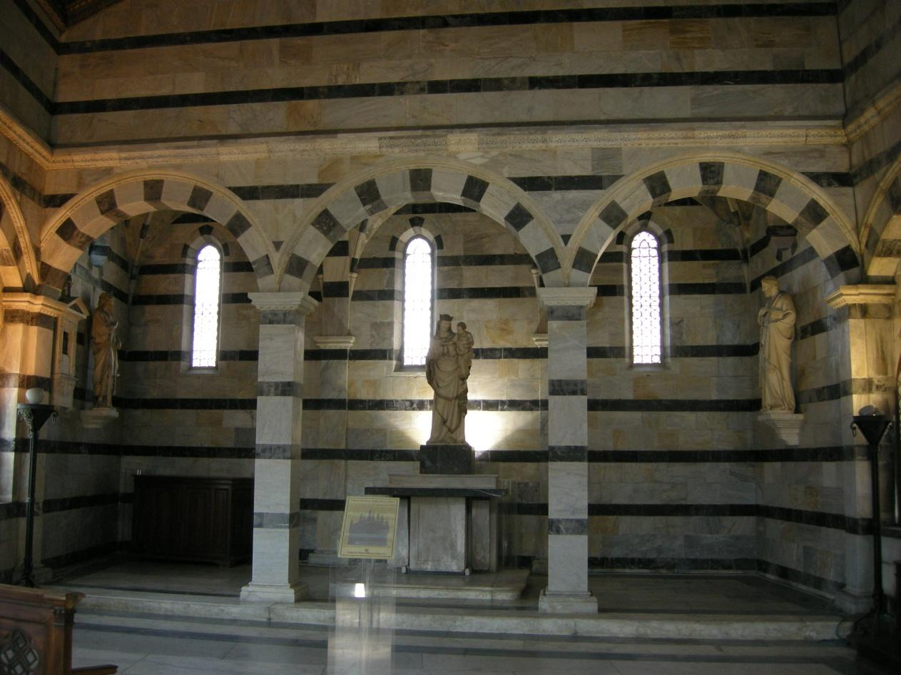Картинки по запросу Santa Maria della Spina interior