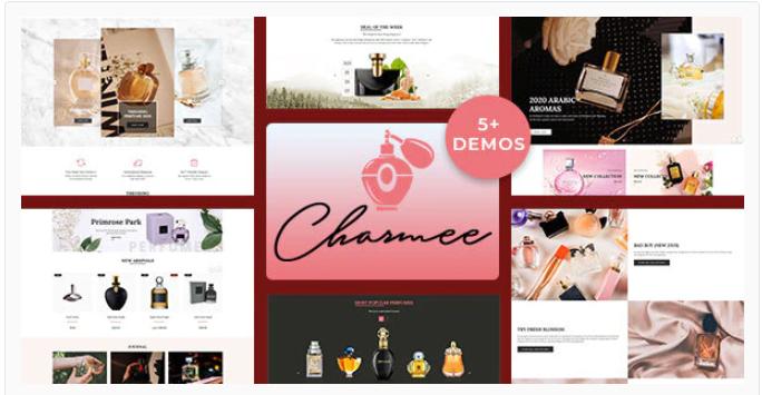 Best perfume Shopify theme