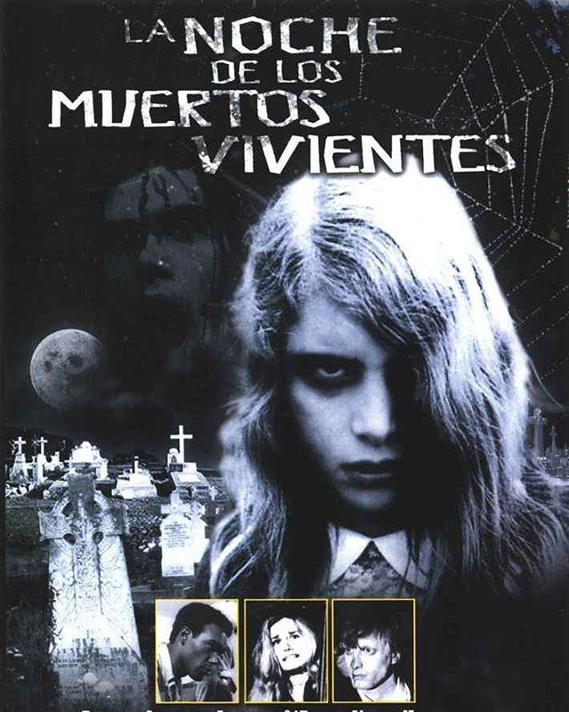 La noche de los muertos vivientes (1968, George A. Romero)