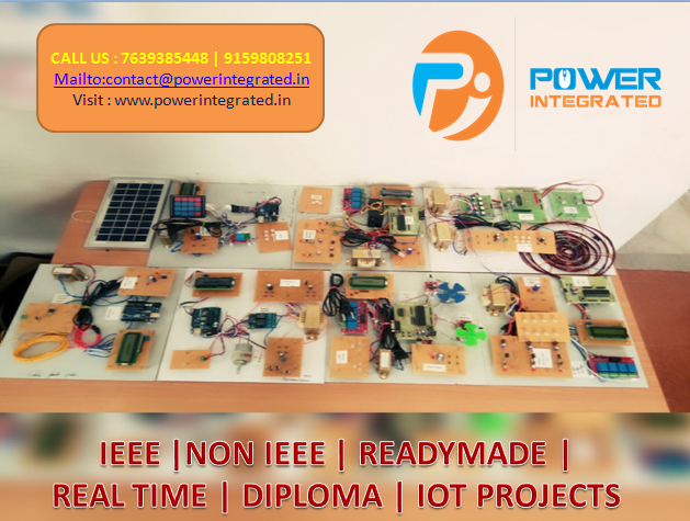 Power Integrated Solutions: IEEE Projects 2016 Trichy