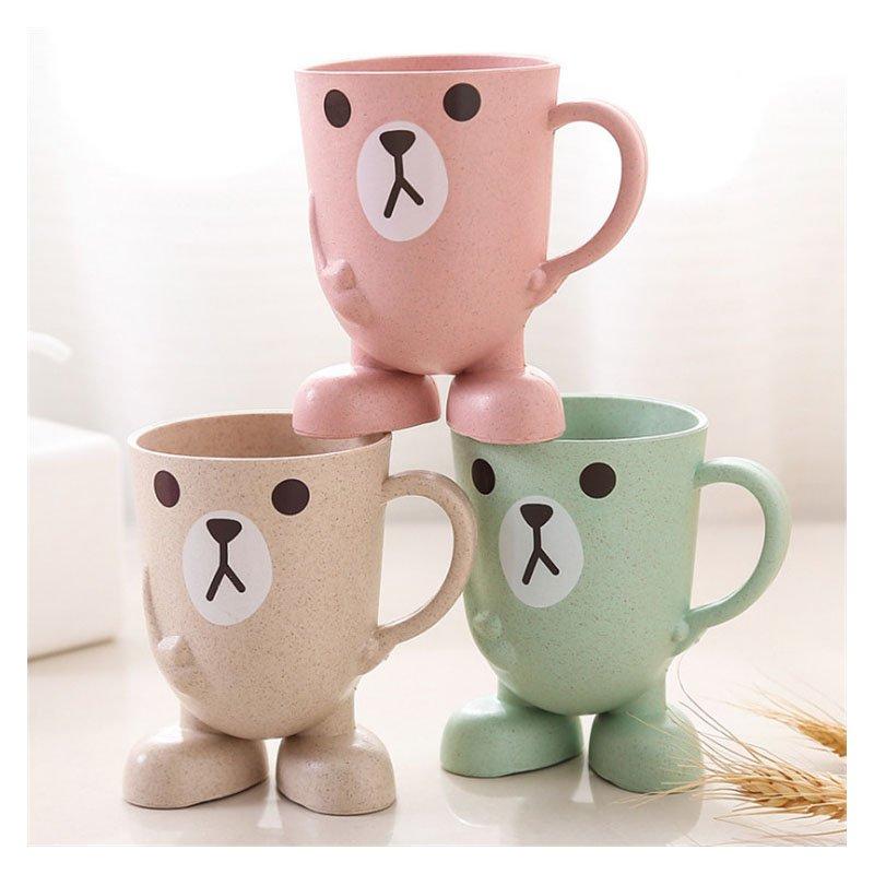 Cute Teddy Bear Cup for Kids