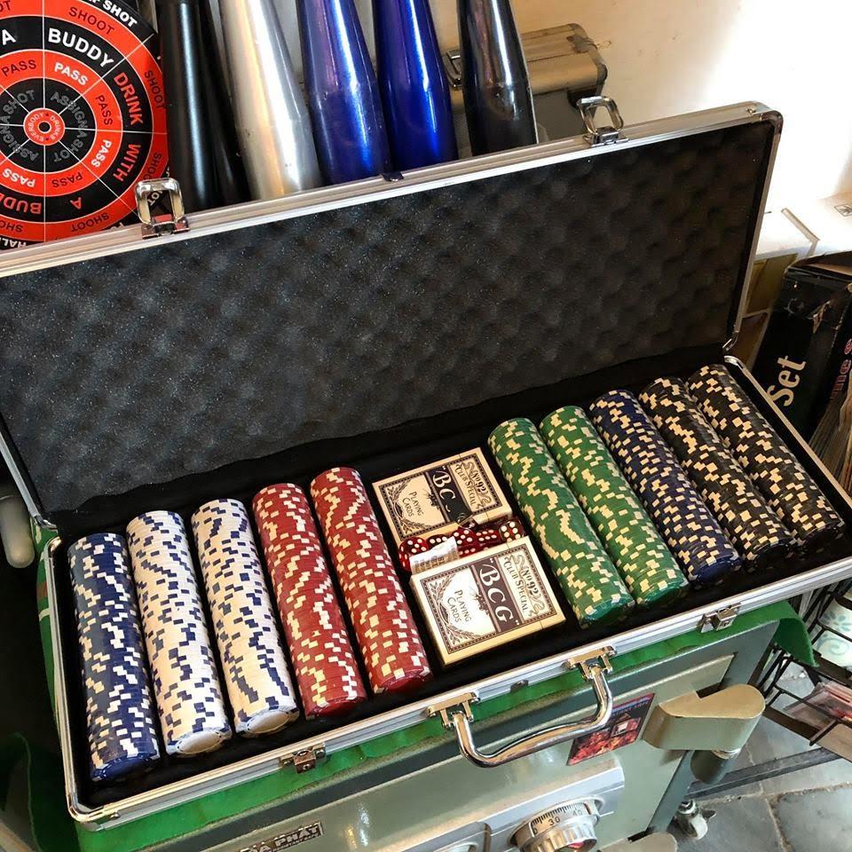 Địa chỉ mua bộ chip poker