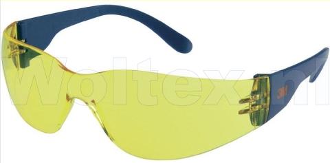 3M veiligheidsbrillen 2722 amber