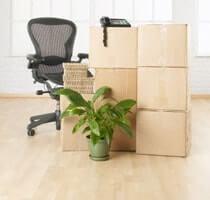 Переезд офиса, упаковка документов