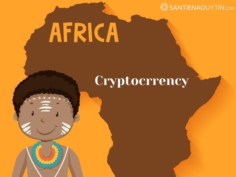 thị trường tiền ảo châu Phi