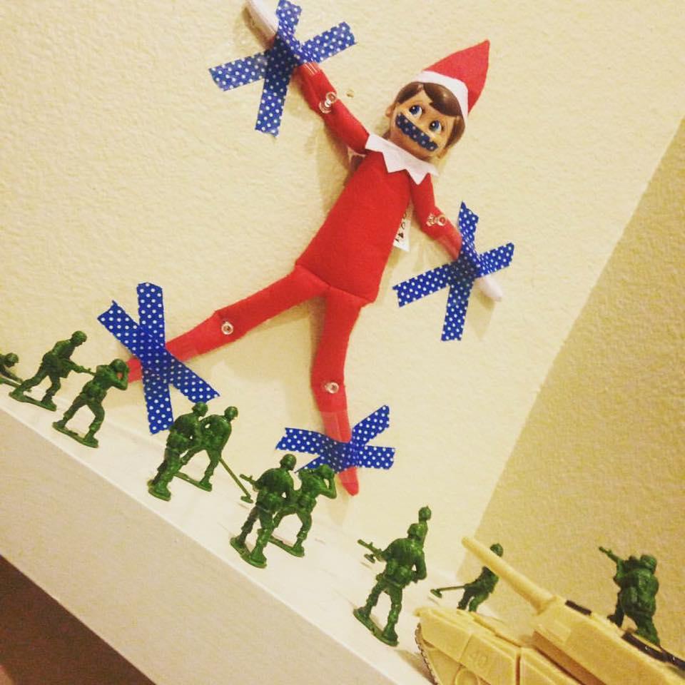Elf On The Shelf Ideas.15 Creative Elf On The Shelf Ideas To Get You Through Christmas Redlands Ca Patch