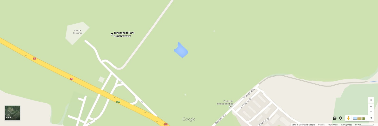 Na mapie pojawi się znacznik miejsca.