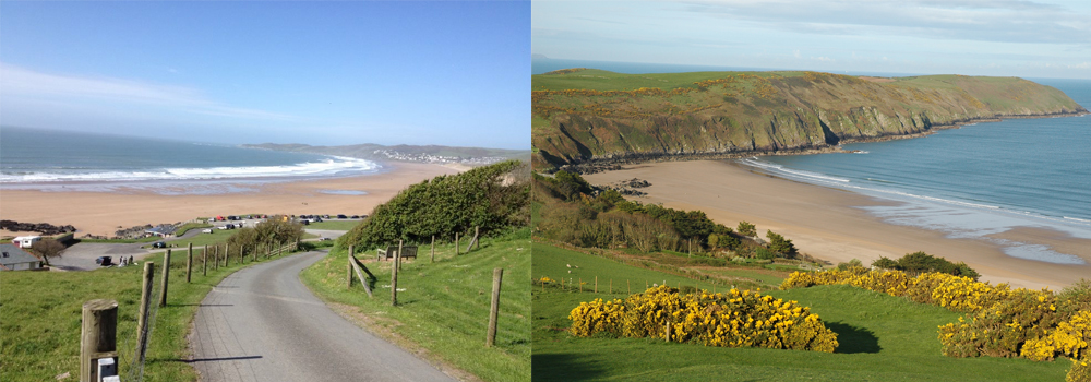 There are lots of dog-friendly beaches in North Devon this summer.