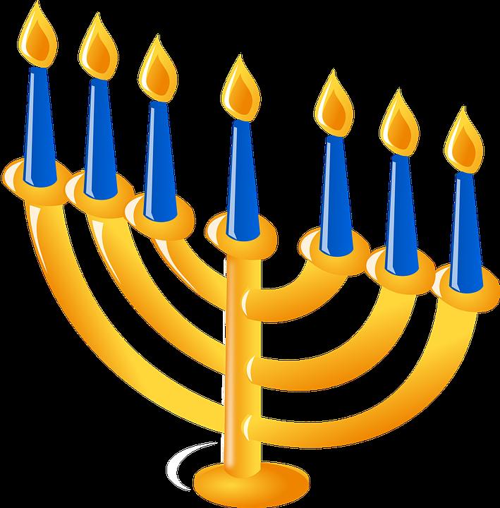 Free vector graphic: Menorah, Candles, Light, Burning - Free Image ...