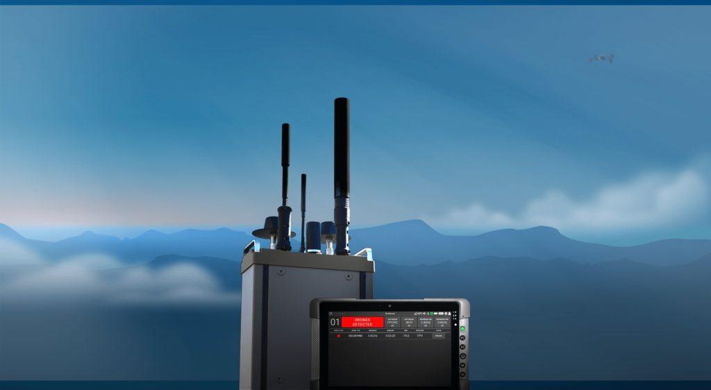 Citadel Titan counter-drone technology
