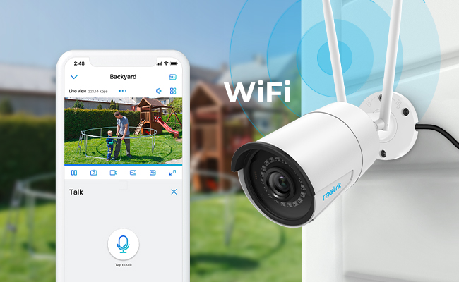 Do Wireless Security Cameras Need Internet?