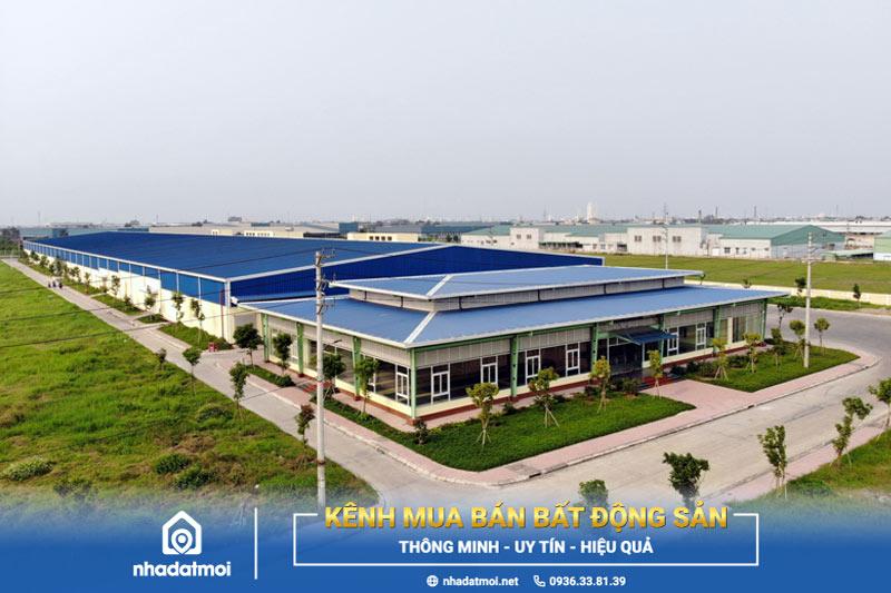 Khu công nghiệp Hòa Xá Nam Định