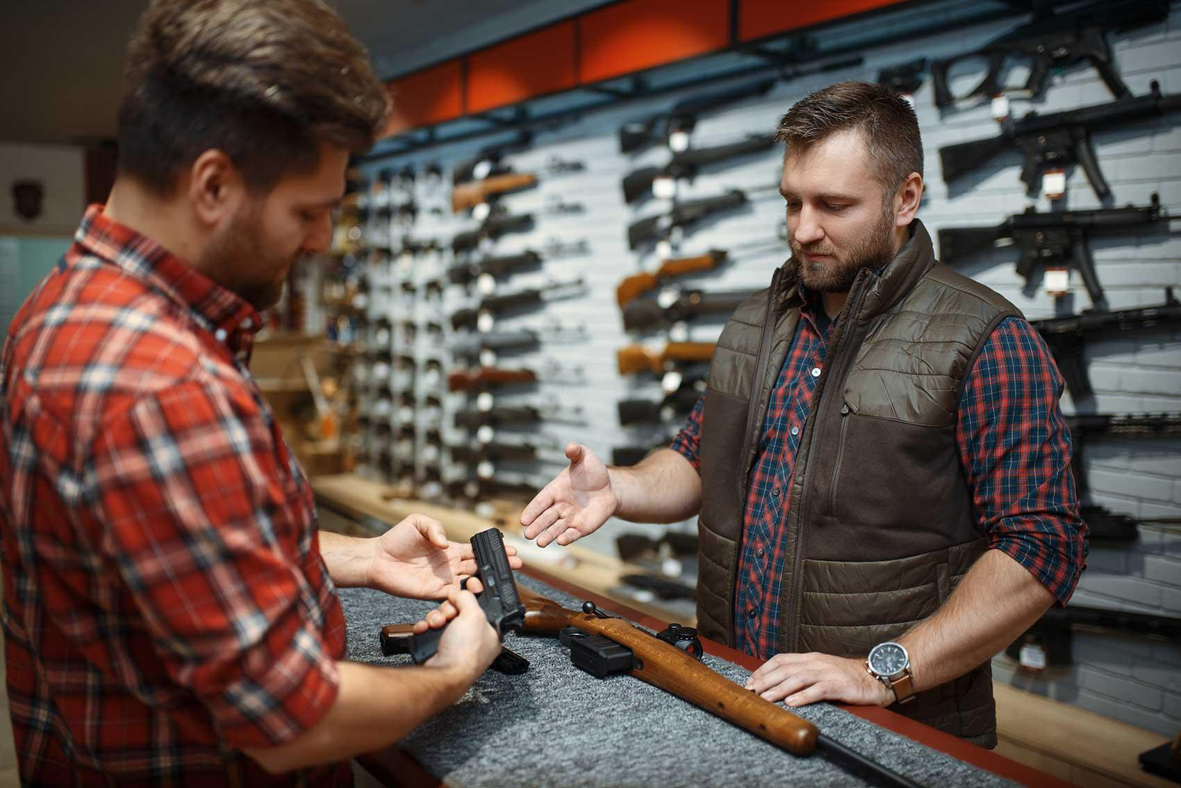 12-Step Instructions for Selling Firearms Internationally from Your Gun  Store