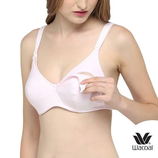 2. Wacoal เสื้อชั้นในให้นม รุ่น Maternity Bra WM 1068