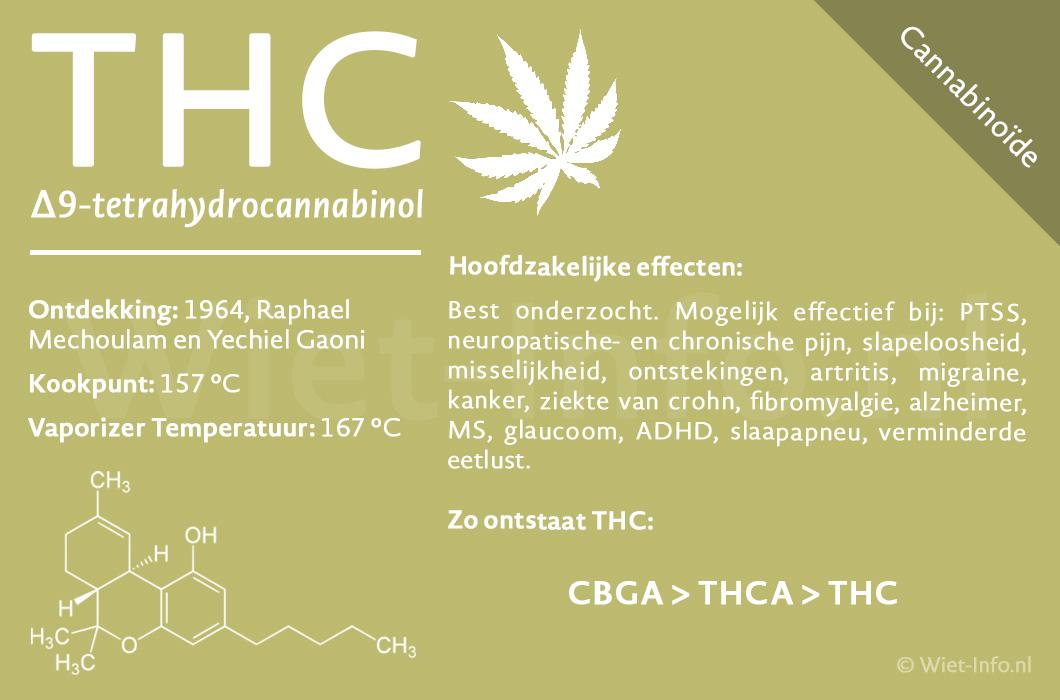 THC factsheet