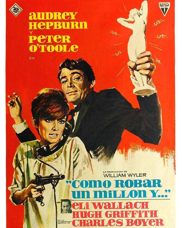 Cómo robar un millón y... (1966, William Wyler)