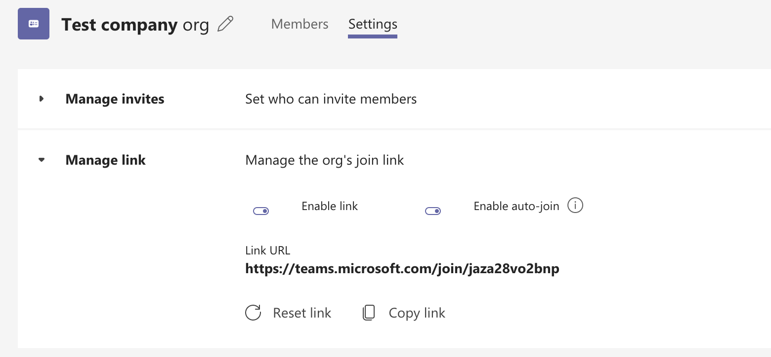 How to enable auto-join for teams on MS Teams