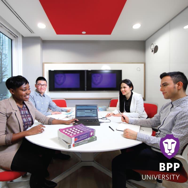 BPP University - BeGlobal