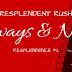 Release Blitz & Giveaway - Resplendent Rush by Bella J  @BellaJ_Author