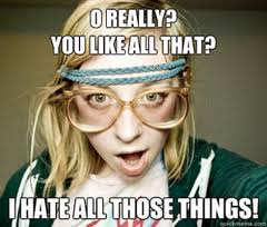 hipster hate