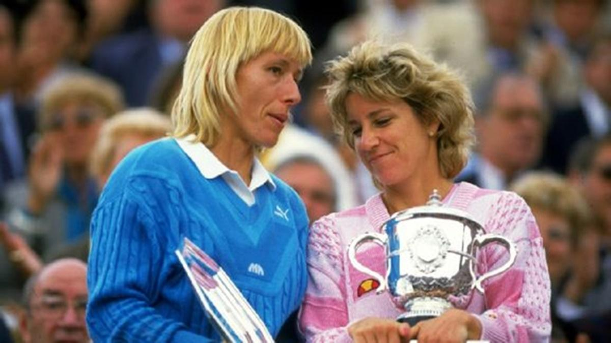 Chris Evert And Martina Navratilova: Greatest WTA Rivalry
