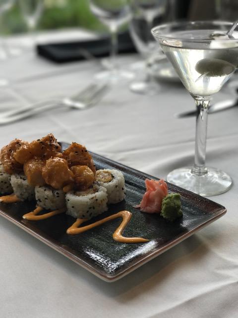 Half off sushi Monday.JPG