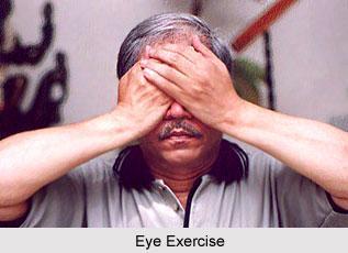 Doing eye exercises can help improve yur eyesight.