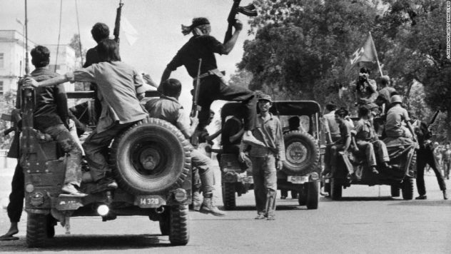 Khmer Rouge - fun things to do in cambodia