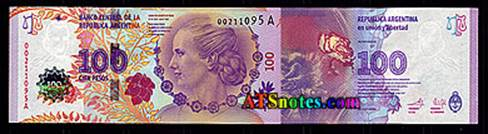 Descrição: http://www.atsnotes.com/catalog/banknotes-pictures/argentina/argentina-A-100-new.JPG