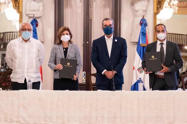 Gobierno dominicano firma acuerdo para adquisición de vacunas contra COVID-19