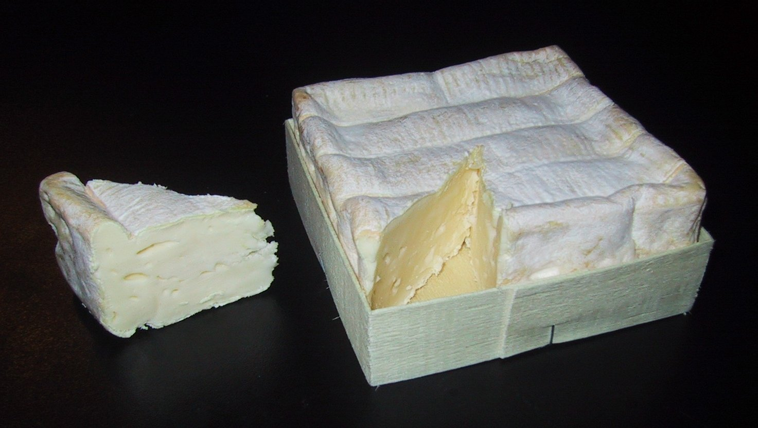 Pont-L'Eveque Cheese