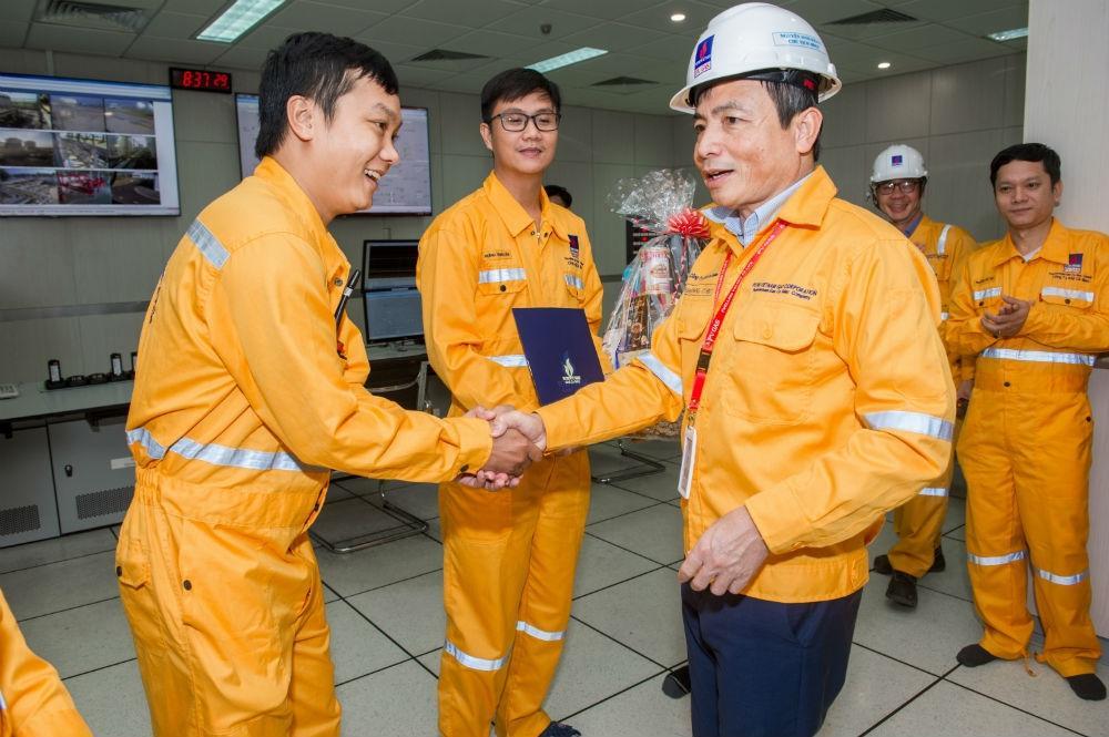 PV GAS chăm lo tốt phúc lợi cho người lao động