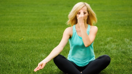 Pranayama, the breathing exercise