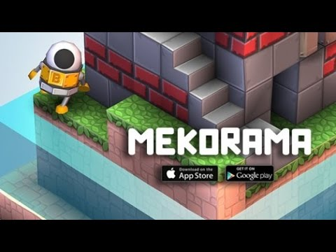 Mekorama, game, android, terbaru