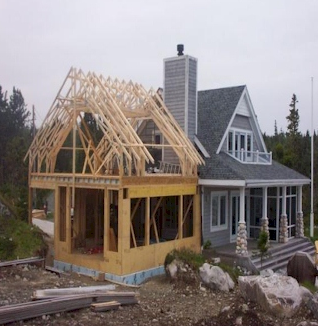 Major home renovation requiring a structural engineer