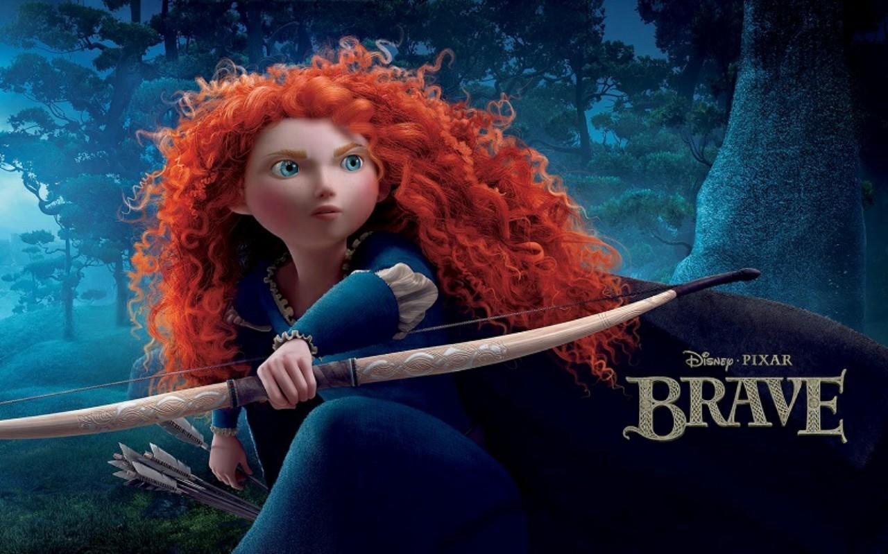 Merida – the brave princess