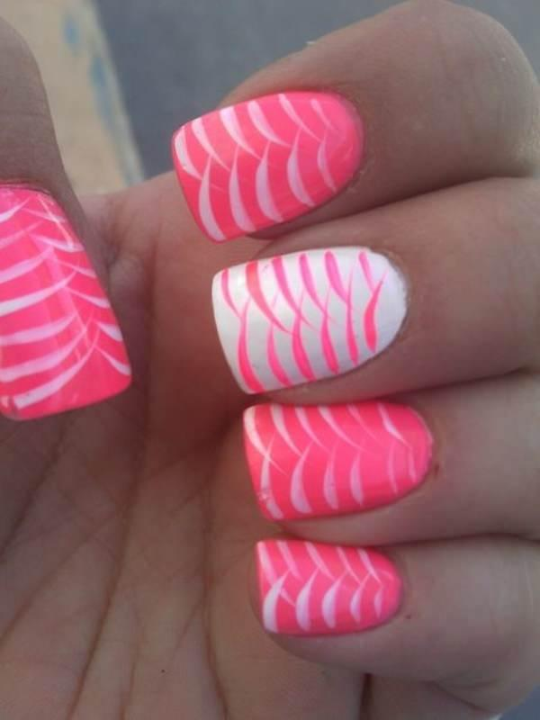 cute nail designs creem (33)